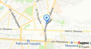 РостовСат на карте
