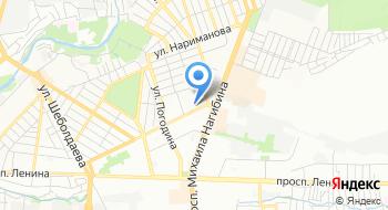 Ростов-Авто на карте