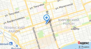 Центр медицинских осмотров Симплекс на карте