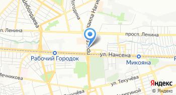 Донстройсервис на карте