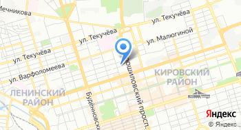Geometria Ростов-На-Дону на карте
