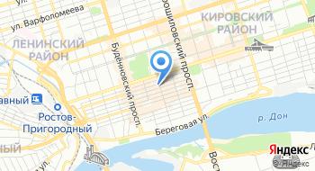 Академия моды и стиля Сухоруковых на карте