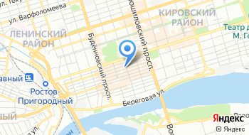 RostovNail.ru на карте