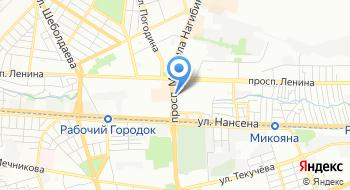 Калинка-Хаус на карте