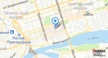 Павлопосадский шелк на карте