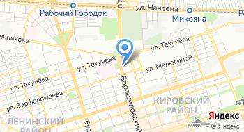 ЖСК Аэрофлот на карте