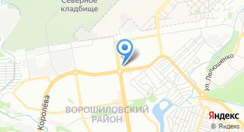 Компания Прана на карте