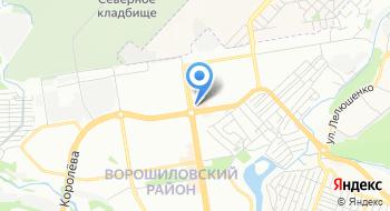 Интернет-магазин Tumanoff на карте