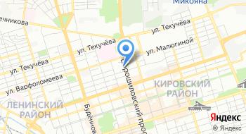 Союз автошкол на карте
