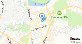 СКВ Дон на карте