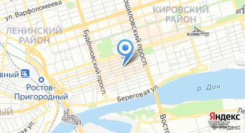 Сибирский лес на карте