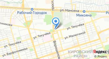 Донской лучный клуб Таргитай на карте
