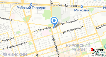 Информационно Аналитический центр недвижимости Наследие на карте