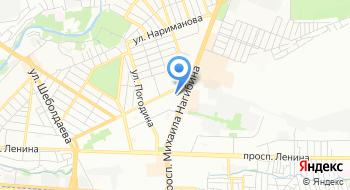 Юг-связь-информ на карте