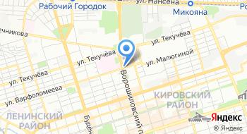 Информационный портал widoo.ru на карте