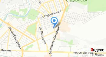 Ростовский Лабиринт на карте