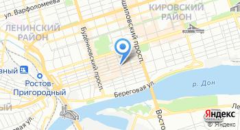 Внедренческое техническое предприятие Сарм на карте