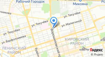 Интернет-магазин Amet74 на карте