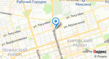 ВебСервисОнлайн на карте