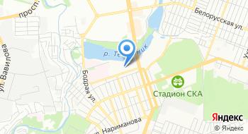 Медицинский центр Профи на карте