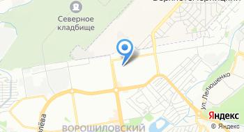 МАОУ школа № 96 Эврика-развитие имени Нагибина М. В. Дошкольный уровень на карте