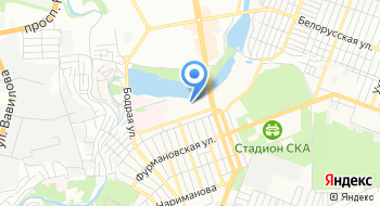 Аверон-Юг на карте