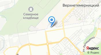 Импокар на карте