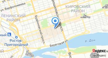 Лингво-Сервис на карте