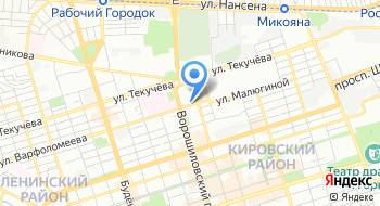 Особа на карте