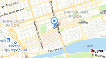 Оценочная компания Донская на карте