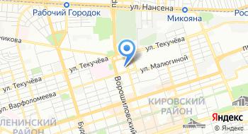Магазин Акварель на карте