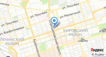 Интернет-кафе Сталкер на карте