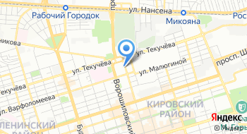 МРО Ростовский буддийский центр на карте