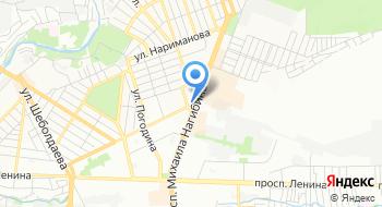 Южно-Российский университет ИУБиП Международная школа бизнеса на карте