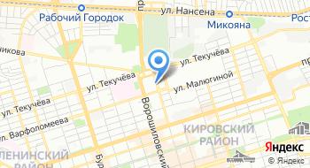 Кафетерий-пекарня Booblik на карте