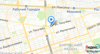 КБ Связь на карте