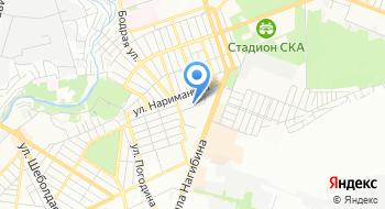 Почтовое отделение №68 на карте