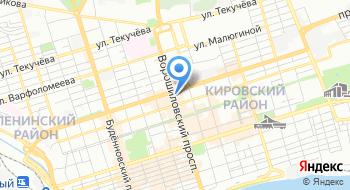 Богураевское рудоуправление на карте