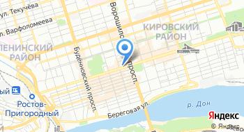 Студия татуажа Валентина Дудукина на карте