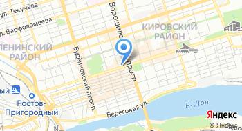 Городская стоматологическая поликлиника Филиал на карте