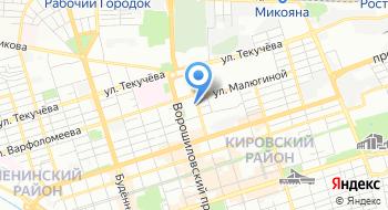Научно-технический центр Магнитотрон на карте