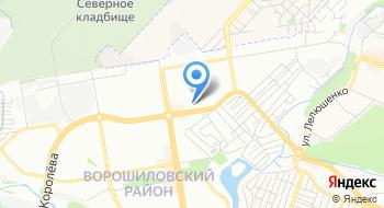 Автобусные перевозки на карте