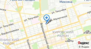 Kafema на карте