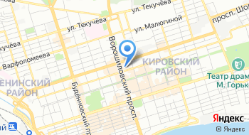 Медовый магазин на карте