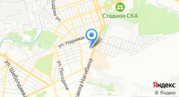 Объединение похоронных организаций и крематориев на карте