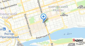 Элар ПауэрСкан на карте