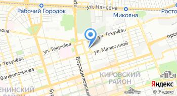 Rcmotors.ru на карте
