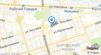 Магазин Бильярдный мир на карте