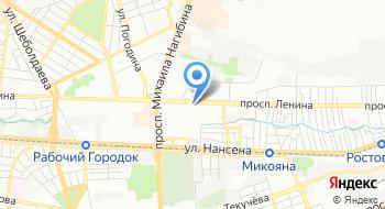 Нотариус Ткачева г. В на карте