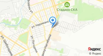Центр МТ на карте